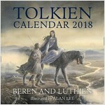 Tolkien Calendar 2018 (Calendar)