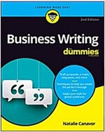 Business Writing for Dummies (Paperback, 2)