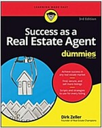 Success as a Real Estate Agent for Dummies (Paperback, 3)