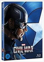[블루레이] 캡틴 아메리카: 시빌 워