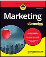 Marketing for Dummies (Paperback, 5)