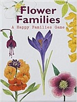 Flower Families : A Happy Families Game (Paperback)