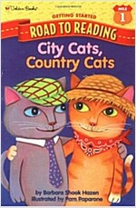 City Cats, Country Cats (Paperback)