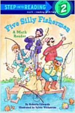 Five Silly Fishermen (Paperback)