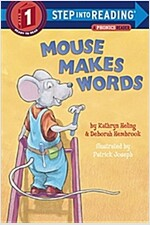 Mouse Makes Words: A Phonics Reader (Paperback)