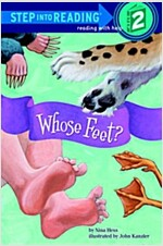 Whose Feet? (Paperback)