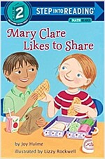 Mary Clare Likes to Share: A Math Reader (Paperback)