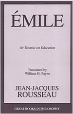 Emile: Or Treatise on Education (Paperback)