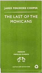 [중고] The Last of the Mohicans (mass market paperback)