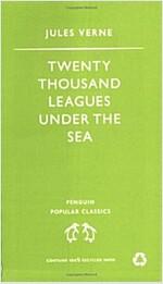 [중고] Twenty Thousand Leagues Under The Sea (mass market paperback)