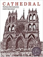 [중고] Cathedral: The Story of Its Construction (Paperback)