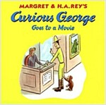 Curious George Goes to a Movie (Paperback)
