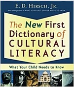 The New First Dictionary of Cultural Literacy: What Your Child Needs to Know (Paperback, 3, Revised, Update)