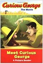 [중고] Curious George the Movie (Paperback)