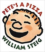 Pete's a Pizza (Board Books)