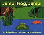 Jump, Frog, Jump! Board Book (Board Books)
