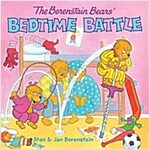 The Berenstain Bears' Bedtime Battle [With Stickers] (Paperback)