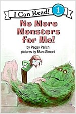 No More Monsters for Me! (Paperback)