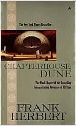 Chapterhouse: Dune (Mass Market Paperback)