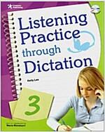 Listening Practice through Dictation 3 (Paperback + CD 1장)