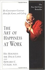 The Art of Happiness at Work (Paperback)