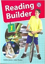Reading Builder 1 : Student Book (Paperback + CD 1장)