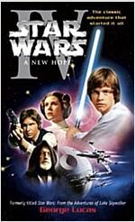 A New Hope: Star Wars: Episode IV (Mass Market Paperback)