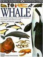[중고] DK Eyewitness Guides : Whale (hardcover)