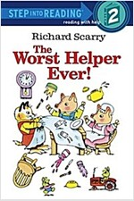 Richard Scarry's the Worst Helper Ever! (Paperback, Random House)