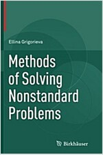 [중고] Methods of Solving Nonstandard Problems (Paperback, Softcover Repri)
