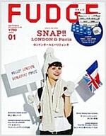 FUDGE(ファッジ) 2017年 01 月號 [雜誌]