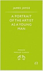 [중고] A Portrait of the Artist as a Young Man (mass market paperback)