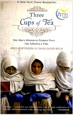 [중고] Three Cups of Tea: One Man's Mission to Promote Peace . . . One School at a Time (Paperback)