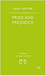 [중고] Pride and Prejudice (mass market paperback)