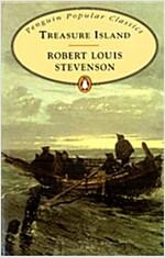 [중고] Treasure Island (mass market paperback)
