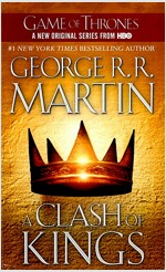 A Clash of Kings: A Song of Ice and Fire: Book Two (Mass Market Paperback)