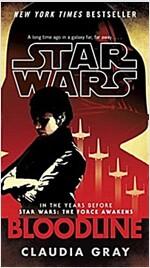 Bloodline (Star Wars) (Mass Market Paperback)