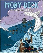 Moby-Dick: A Pop-Up Book (Hardcover, Pop-Up)