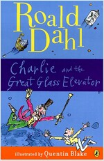 Charlie and the Great Glass Elevator (Paperback)
