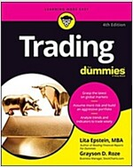 Trading for Dummies (Paperback, 4)