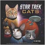 Star Trek Cats (Hardcover)