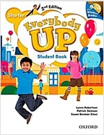 Everybody Up 2E Starter SB with CD (Paperback, 2nd edition)
