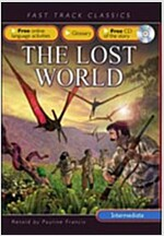 Fast Track Classics: The Lost World (Paperback + CD 1장)