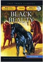 Fast Track Classics: Black Beauty (Paperback + CD 1장)