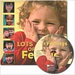 [노부영] Lots of Feelings (Paperback + CD)
