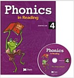 Phonics in Reading 4 (Student's Book + CD 1장)