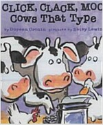 Click, Clack, Moo Cows That Type (Paperback)