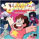 Steven Universe(tm) 2018 Wall Calendar (Wall)