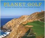 Planet Golf 2018 Wall Calendar (Wall)
