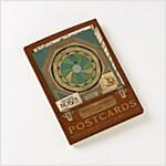 Newt Scamander's Case Postcards (Postcards)